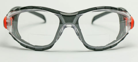 Image of Elvex Go Specs Bifocal Safety/Reading Glasses/Goggles Clear 1.5,2.0,2.5