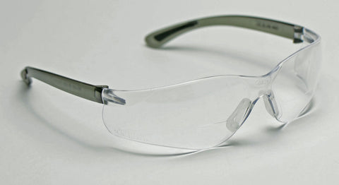 Image of Elvex RX450™ Bifocal Safety/Reading Glasses Clear Lens 1.5,2.0,2.5 Z87.1