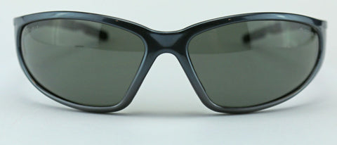 Image of Elvex Delta Plus XTS Safety/Sun Glasses Grey Polarized Lens Black Frame Z87.1