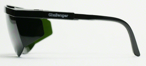 Elvex Challenger Welding/Safety Glasses Shade 3 & 5 /Black Frame Z87.1
