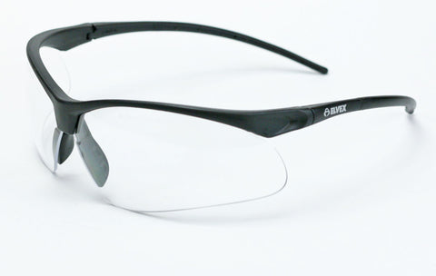 Elvex Flex Pro Safety Glasses Clear Lens/Shooting/Ballistic rated WELSG55C-AF