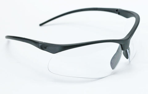Image of Elvex Flex Pro Safety Glasses Clear Lens/Shooting/Ballistic rated WELSG55C-AF