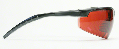 Image of Elvex Denali Sun/Shooting/Safety Glasses Copper Blue Blocker Lens Z87.1 WELSG-56BB