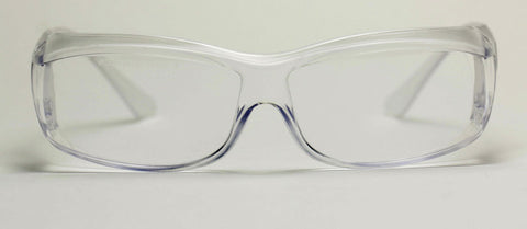 Image of Elvex OVR Specs III Safety/Motorcycle Glasses Over Fit Glasses/Clear Lens Z87.1