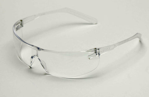 Image of Elvex Delta Plus Helium 15 Safety Glasses Clear PC Lens Anti-fog coating Z87.1