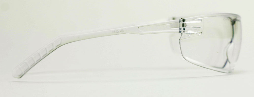 Elvex Delta Plus Helium 15 Safety Glasses Clear PC Lens Anti-fog coating Z87.1