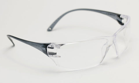 Image of Elvex Delta Plus Helium 18 Safety Glasses Clear PC Lens SuperCoat™ Anti-fog Coating