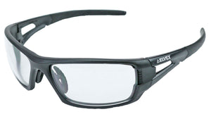 Elvex Delta Plus RimFire Safety/Shooting/Tactical Glasses Clear Anti Fog Lens