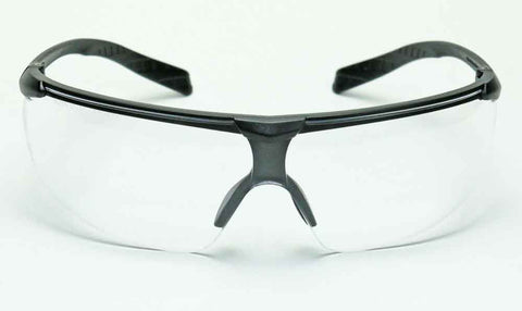 Image of Elvex Delta Plus Helium 20 Safety Glasses Clear Anti-Fog Lens