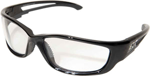 RockLand Saftey Glasses Economical wraparound safety glasses clear 12-Pack NEW