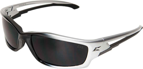 Edge Eyewear Kazbek Safety/Sun Glasses Smoke Lens Ballistic SK116 Z87.1