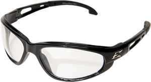 Edge Eyewear Dakura Safety Glasses Clear Vapor Shield Anti Fog Lens SW111VS