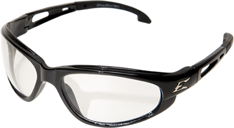 Image of Edge Eyewear Dakura Safety Glasses Clear Vapor Shield Anti Fog Lens SW111VS