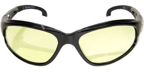 Image of Edge Eyewear Dakura Safety Glasses Yellow Vapor Shield Anti Fog Lens SW112VS