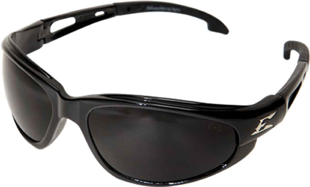 Edge Eyewear Dakura Safety/Sun Glasses Smoke Vapor Shield Anti Fog Lens SW116VS