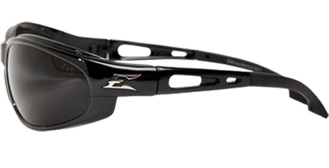 Image of Edge Eyewear Dakura Safety/Sun Glasses Smoke Vapor Shield Anti Fog Lens SW116VS