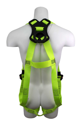 Image of SafeWaze Pro+ Specialty Arc-Flash QC Harness, SW77225-UT-3QC