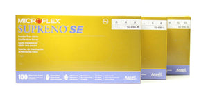 Ansell Microflex Supreno SE Nitrile Disposable Gloves