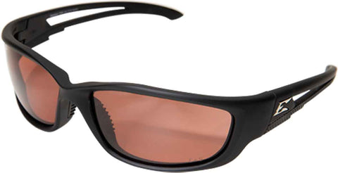 Image of Edge Eyewear Kazbek XL Extra Wide Safety Glasses Polarized Copper Lens TSKXL215