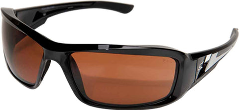 Edge Eyewear Brazeau Safety/Sun Glasses Copper Blue Blocker Lens XB115 Z87.1