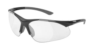 Elvex RX500™ Full Lens Safety/Reading Glasses Clear Ballistic Lens