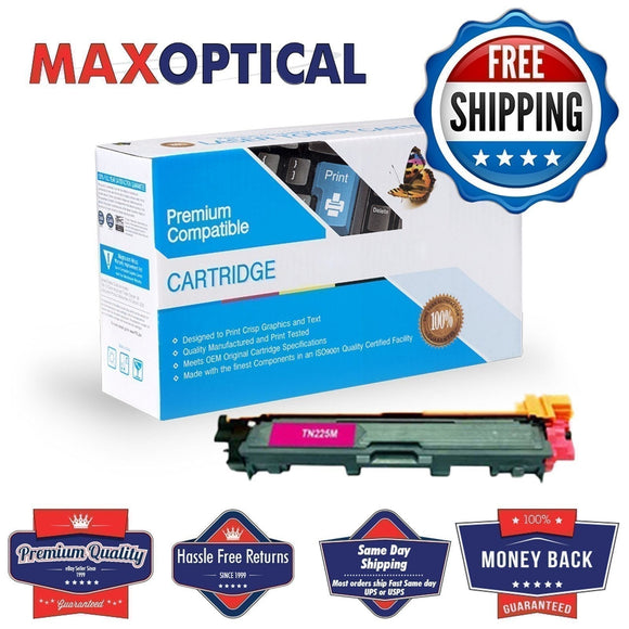 ?  For Brother TN221M / TN225M Compatible Magenta Toner Cartridge