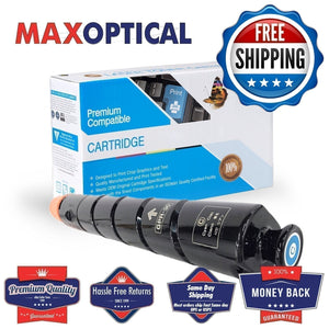 Max Optical Canon GPR-30 Compatible Toner- Cyan
