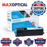 Max Optical Dell 310-9060 Compatible Cyan Toner Cartridge
