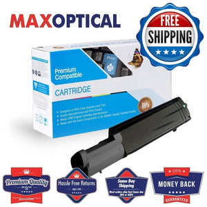 Max Optical Dell 341-3568 Compatible Black Toner Cartridge