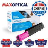 Max Optical Dell 341-3570 Compatible Magenta Toner Cartridge