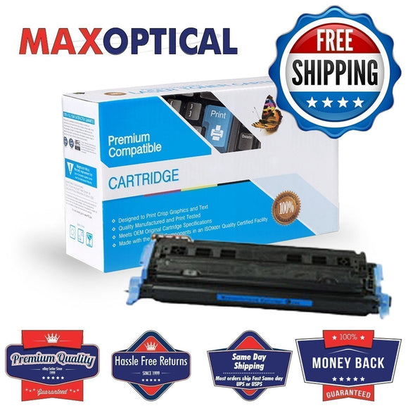 FREE Shipping  For HP Q6001A Compatible Cyan Toner Cartridge