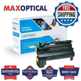 ? Max Optical Lexmark X792X1YG, X792X2YG Compatible Toner- Yellow