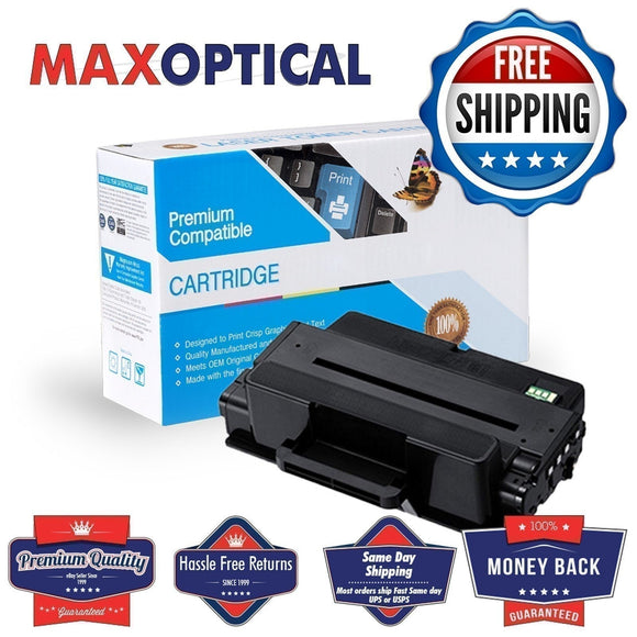 ? FREE Shipping  Samsung MLT-D205L Compatible Toner