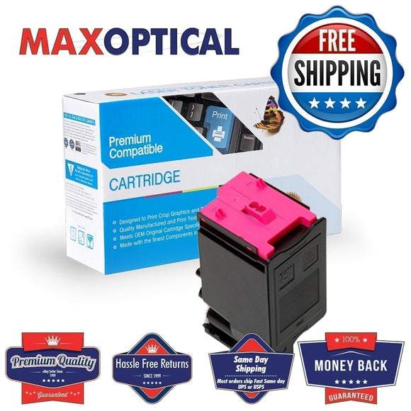 FREE Shipping  Sharp MX-C30NTM Compatible Magenta Toner Cartridge