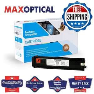 Max Optical Toshiba Compat Toner T-1640, (Not for 203L)