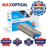 Max Optical Toshiba TFC-34UY Compatible Toner- Yellow
