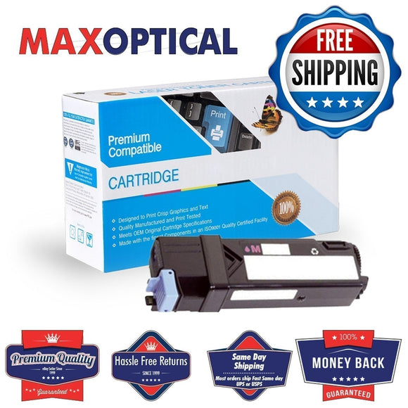 Max Optical for Xerox Phaser 6125, 106R01332 Compat Magenta Toner Cart