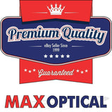 Max Optical 2Pack Canon 054H Hi-Capacity Compatible Toner- Black