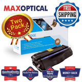 Max Optical 2Pack For HP Q5949A Value Line Toner Cartridge