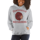 Coatesville Red Raider Hooded Sweatshirt