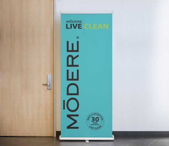 Pop Up Retractable Banner