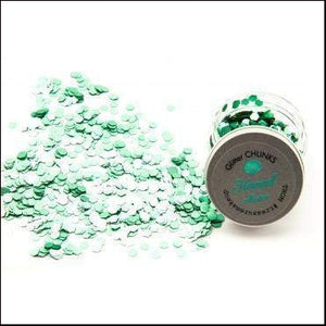 Mermaid Collection Glitter Chunks-Glitter-Treasure Make-Up-(12)Seahorse-The Theatrical Make Up Store