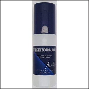 Kryolan Professional Fixing Spray-Setting Sprays & Sealers-Kryolan-100ml-The Theatrical Make Up Store