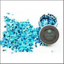 Mermaid Collection Glitter Chunks-Glitter-Treasure Make-Up-(20)Laguna-The Theatrical Make Up Store