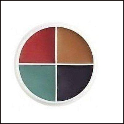 Professional FX Colour Wheel Age Effects- Special effects wheel-Make Up Wheels-Ben Nye-The Theatrical Make Up Store