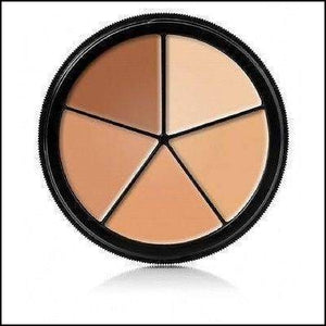 "Mehron ""Procoloring"" Concealer Wheel-Concealers-Mehron-The Theatrical Make Up Store"