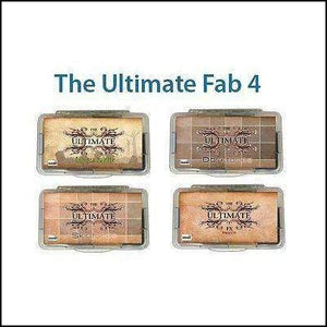 Mr Dashbo Ultimate Fab 4 Kit-Achohol Activated Make Up-Mr Dashbo-The Theatrical Make Up Store