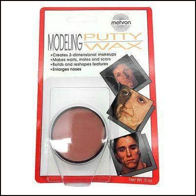 Mehron Modeling Putty SFX. Movie, Screen TV & Theatre-Face Putty & Wax-Mehron-The Theatrical Make Up Store