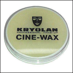 Kryolan Professional Cine-Wax 10g. professional StageTheatrical make-Up-SFX Make Up-Kryolan-The Theatrical Make Up Store