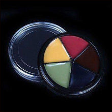 Mehron Procoloring Bruise Wheel-Make Up Wheels-Mehron-The Theatrical Make Up Store